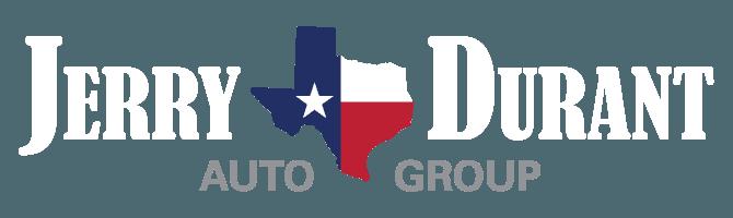 Jerry Durant White Logo
